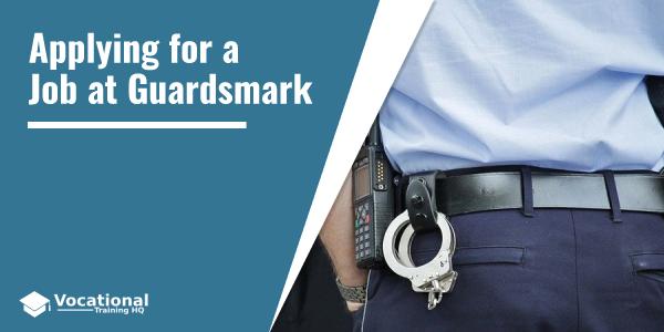 Applying for a Job at Guardsmark