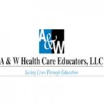 A & W Healthcare Educators logo