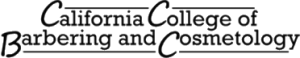 California College of Barbering and Cosmetology logo