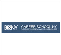 Career School of NY - Cosmetology, Esthetics, Medical Assistant with Internship, and Pharmacy Tech logo