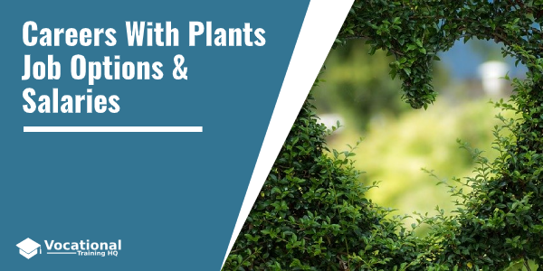 Careers With Plants