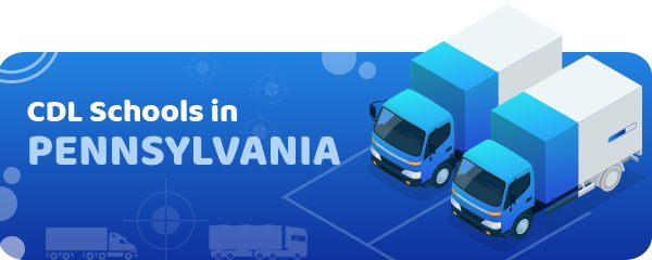 CDL Schools in Pennsylvani
