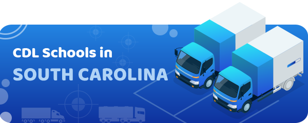 CDL Schools in South Carolina