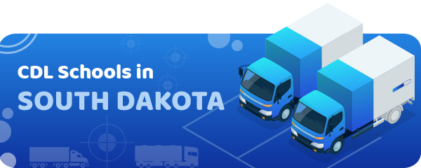 CDL Schools in South Dakota