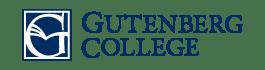Gutenberg College logo