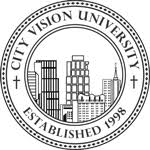 City Vision College logo