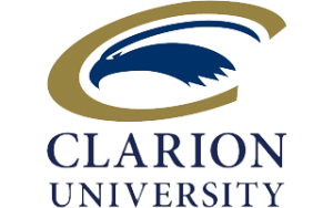 Clarion University of Pennsylvania logo