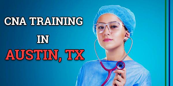 CNA Classes in Austin, TX