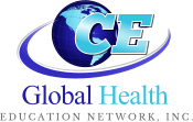 C E Global Health Education Network Inc logo