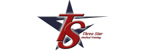 Three Star Nurse Aide Training logo