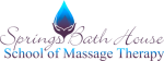Springs Bath House School of Massage Therapy logo