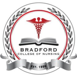 Bradford College of Nursing logo
