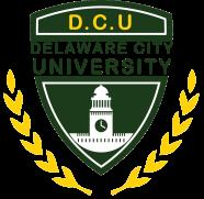 Delaware City University logo