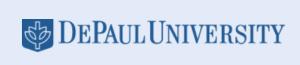 DePaul University logo