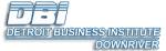 Detroit Business Institute logo