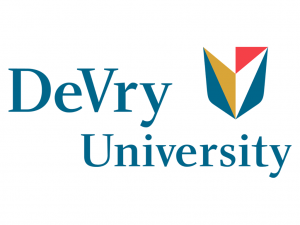 Devry University logo