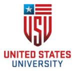 United States University logo
