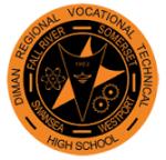 Diman Regional Technical Institute logo