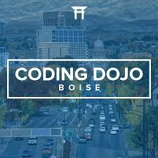 Coding Dojo Boise logo