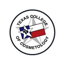 Texas College of Cosmetology logo