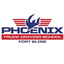 Phoenix Truck Driving School at Fort Bliss logo