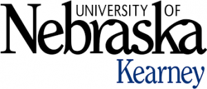 THE UNIVERSITY OF NEBRASKA AT KEARNEY logo