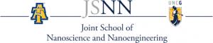 The Joint School of Nanoscience and Nanoengineering logo