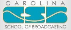 Carolina School of Broadcasting logo