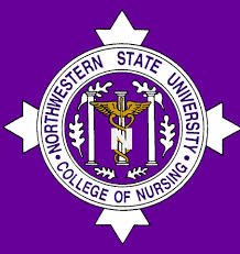 Northwestern State University College of Nursing logo