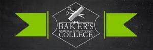 Baker's Barber College logo