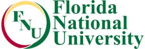Florida National University logo