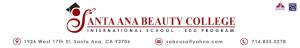Santa Ana Beauty Academy logo
