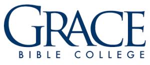 GRACE BIBLE COLLEGE logo
