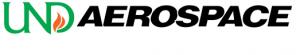 University of North Dakota John D. Odegard School of Aerospace Sciences logo