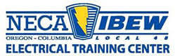 NECA-IBEW Electrical Training Center logo