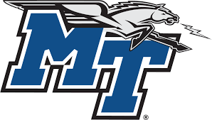 Middle Tennessee State University (MTSU) logo