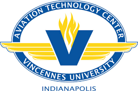 Vincennes University Aviation Technology Center logo