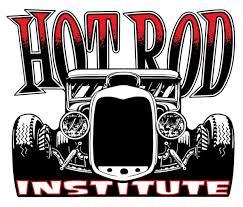 Hot Rod Institute logo