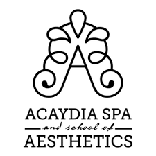 Acaydia Spa and School of Aesthetics logo