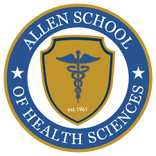Allen School of Health Sciences logo