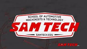 School of Automotive Machinists & Technology logo