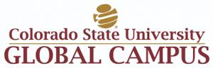 COLORADO STATE UNIVERSITY-GLOBAL CAMPUS logo