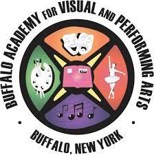 Buffalo Academy for Visual and Performing Arts logo