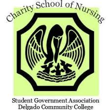 Delgado Charity School of Nursing logo