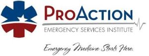ProAction Emergency Services Institute logo