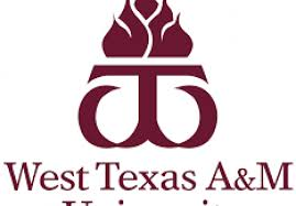 WEST TEXAS A&M UNIVERSITY logo