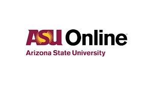 Arizona State University-ASU Online logo