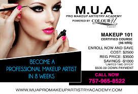 Mua Pro Makeup Artistry Academy logo