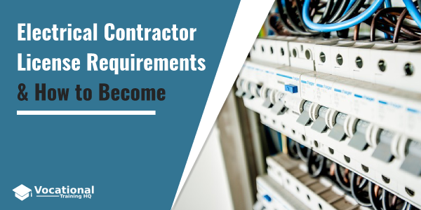 Electrical Contractor License Requirements