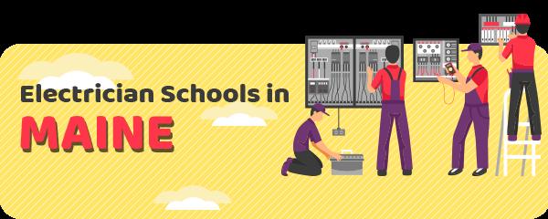Electrician Schools in Maine